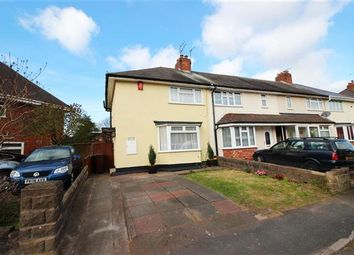 Thumbnail 2 bedroom semi-detached house for sale in Bradley Road, Wolverhampton