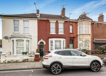 Thumbnail 5 bedroom terraced house for sale in St. Andrews Road, Southsea