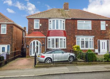 Thumbnail 3 bed semi-detached house for sale in Shotton Road, Horden, Peterlee