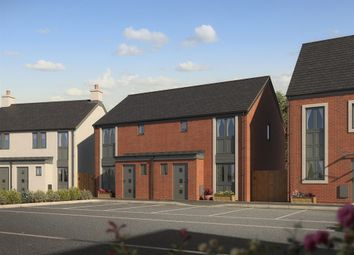 "Thumbnail 3 bed end terrace house for sale in ""The Hanbury"" at Hayfield Way, Bishops Cleeve, Cheltenham"