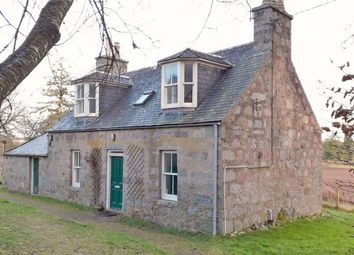 Thumbnail 2 bed detached house to rent in Drum Castle, Drumoak, Banchory, Kincardineshire