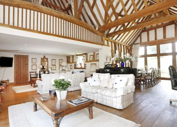 Thumbnail 6 bed barn conversion to rent in Hambleden, Henley-On-Thames