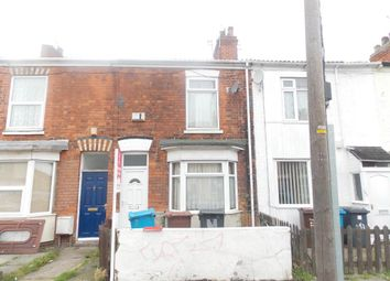 Thumbnail 2 bedroom terraced house for sale in Hardy Street, Kingston Upon Hull