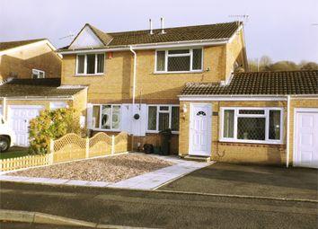 Thumbnail 2 bed semi-detached house for sale in Gwaun Afan, Cwmavon, Port Talbot, West Glamorgan