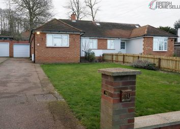 2 bed detached bungalow for sale in Sun Hill, Royston, Hertfordshire SG8