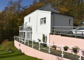 Thumbnail 3 bed detached house for sale in Pentrebach, Lampeter