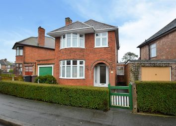 Thumbnail 3 bedroom detached house for sale in Lynden Avenue, Long Eaton, Nottingham