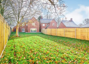 Thumbnail 5 bed detached house for sale in De Havilland Gardens, Bury, Huntingdon