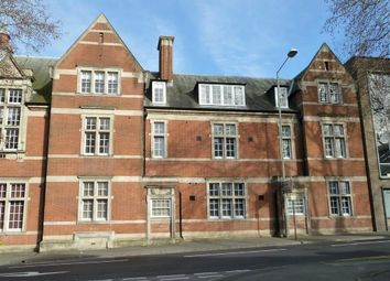 Thumbnail 1 bed flat for sale in Wessex Court, Clarence Street, Swindon, Wiltshire