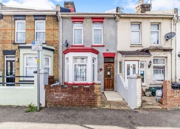 Thumbnail 3 bed terraced house for sale in Milton Road, Gillingham, Kent, .