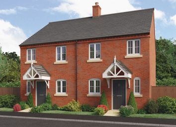 Thumbnail 3 bed semi-detached house for sale in Jawbone Lane, Melbourne, Derby
