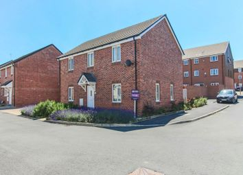 Thumbnail 4 bed detached house for sale in Marlstone Close, Gloucester