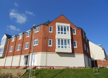 Thumbnail 2 bed flat to rent in Collingwood Road, Wyndham Park, Yeovil