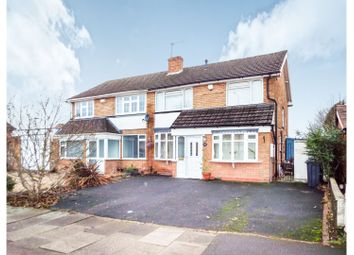 Thumbnail 3 bed semi-detached house for sale in Brandwood Road, Birmingham