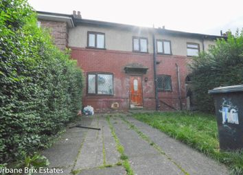 Thumbnail 4 bed terraced house for sale in Manor House Lane, Preston
