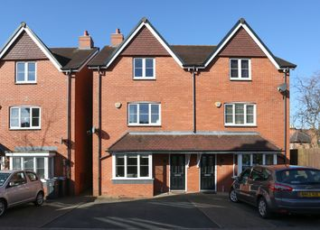 Thumbnail 4 bed town house for sale in Birmingham Road, Wylde Green, Sutton Coldfield