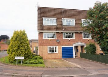 Thumbnail 3 bed end terrace house for sale in Waldale Drive, Leicester