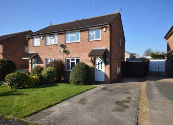 Thumbnail 3 bedroom semi-detached house for sale in Elderwood Drive, Longwell Green