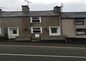Thumbnail 2 bed property to rent in Caernarvon Road, Pwllheli