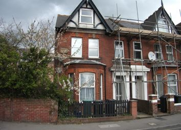 Thumbnail 2 bed maisonette to rent in Somerset Road, Ashford, Kent