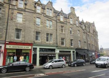 Thumbnail 2 bed flat to rent in Teviot Place, Edinburgh