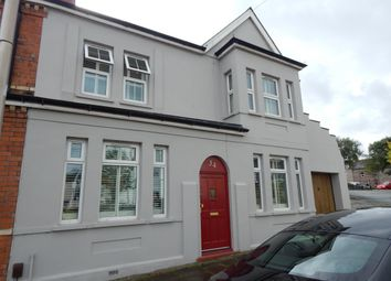Thumbnail 3 bed property to rent in Paget Road, Penarth