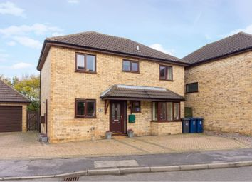 Thumbnail 4 bed detached house for sale in Pasture Close, Warboys, Huntingdon