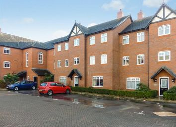 Thumbnail 1 bed flat for sale in Newhaven Court, Nantwich