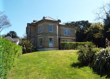 Thumbnail 2 bed flat for sale in 17 Bodorgan Road, Bournemouth, Dorset