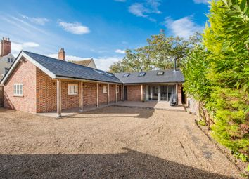 Thumbnail 3 bed detached bungalow for sale in Southgate Street, Bury St. Edmunds