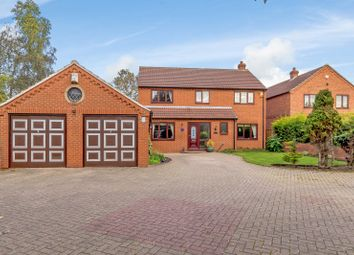 Thumbnail 4 bed detached house for sale in Pinfold Lane, Doncaster