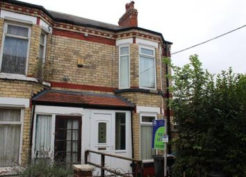Thumbnail 2 bedroom terraced house to rent in Nesfield Avenue, Perth Street West, Hull