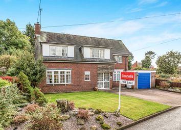 Thumbnail 4 bed detached house for sale in Audmore Road, Gnosall, Stafford
