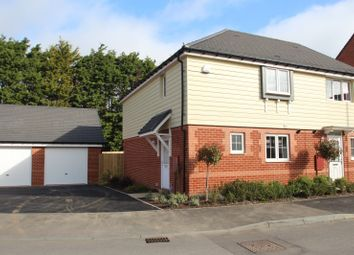 Thumbnail 3 bed property to rent in Brougham Grove, Angmering, Littlehampton
