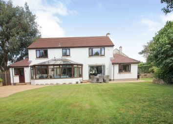 Thumbnail 4 bed detached house for sale in Court Close, Backwell