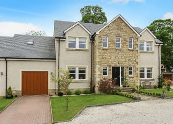 Thumbnail 4 bedroom detached house for sale in Cartland Mains Steadings, Cartland Road, Cartland