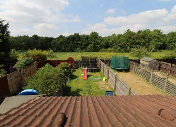 Thumbnail 3 bed terraced house for sale in Waterside, Milton Keynes