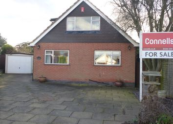 Thumbnail 3 bed detached house for sale in Campton Close, Burbage, Hinckley