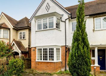 Thumbnail 5 bed semi-detached house to rent in Ditton Lawn, Portsmouth Road, Thames Ditton