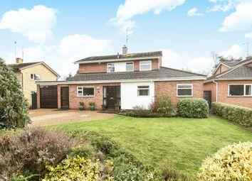 Thumbnail 5 bedroom detached house for sale in Kelburne Close, Winnersh, Berkshire
