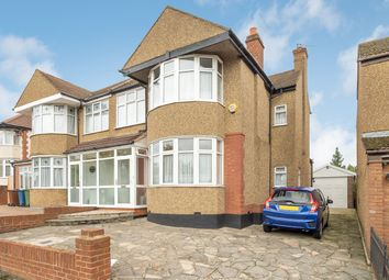 Thumbnail 5 bed semi-detached house for sale in Kenton Lane, Harrow