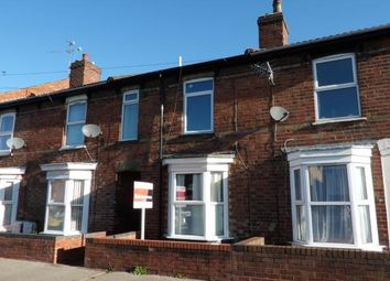 Thumbnail 2 bed terraced house for sale in Foss Bank, Lincoln, Lincolnshire, .