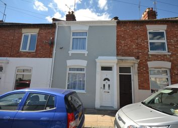 Thumbnail 3 bed terraced house to rent in Hunter Street, Northampton