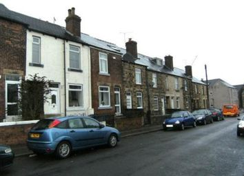 Thumbnail 3 bed terraced house to rent in Stanhope Road, Sheffield