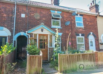 Thumbnail 2 bedroom terraced house for sale in Ladys Meadow, Beccles