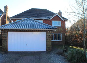 Thumbnail 5 bed detached house for sale in The Berries, Folkestone