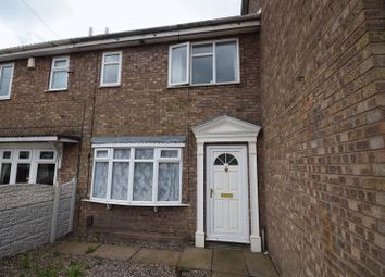 Thumbnail 2 bed mews house for sale in Staveley Close, Bucknall, Stoke-On-Trent