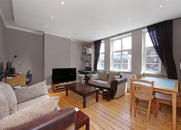 Thumbnail 4 bed flat to rent in Crouch End Hill, Crouch End, London