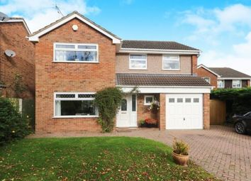 Thumbnail 4 bed detached house for sale in Lime Tree Drive, Farndon, Chester, Cheshire