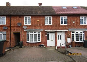 Thumbnail 2 bed terraced house to rent in Oxhey Drive, Watford